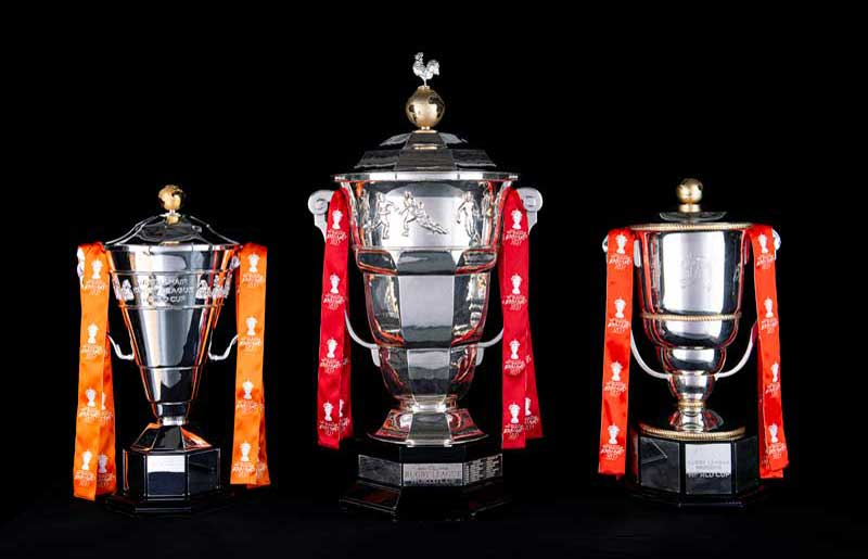 RLWC2021 trophies
