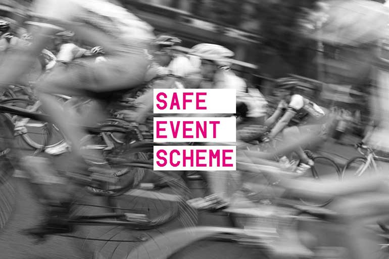 safe event scheme cycling events