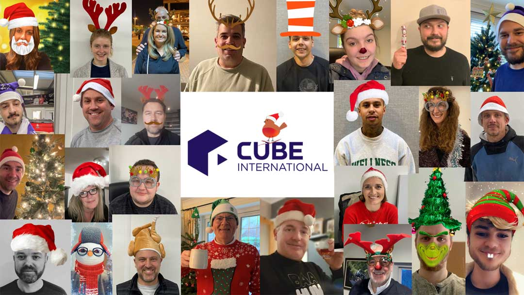 christmas with cube international