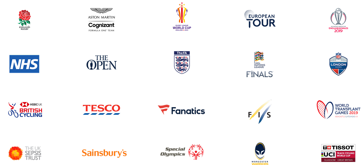 cube's clients and partners