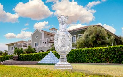 Cube Partnership Offers Wholesale & Retail Licensing Opportunities for the 2023 Solheim Cup