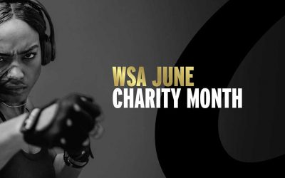 The WSA Dedicates The Month Of June To Charity