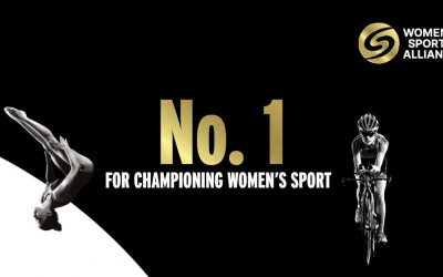 No. 1 For Championing Women's Sport